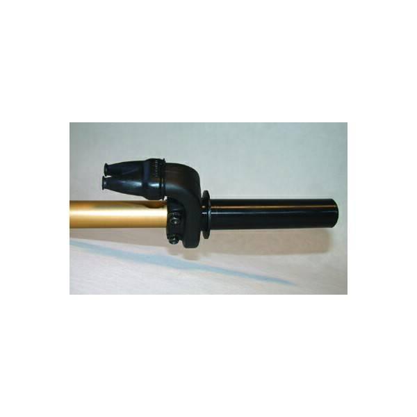 POIGNEE DE GAZ ALLER RETOUR CROSS/ENDURO 4 TEMPS REGLAGE 90°/28MM ET 112°/36MM