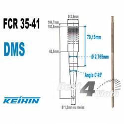 AIGUILLE CARBURATEUR KEIHIN FCR SERIE 35-41 TYPE DMS