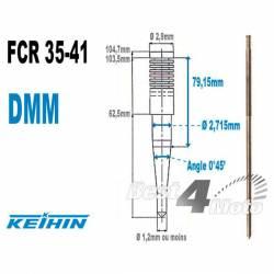AIGUILLE CARBURATEUR KEIHIN FCR SERIE 35-41 TYPE DMM