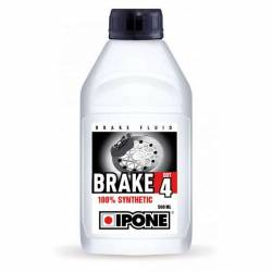 BRAKE FLUID DOT 4 500ML - IPONE