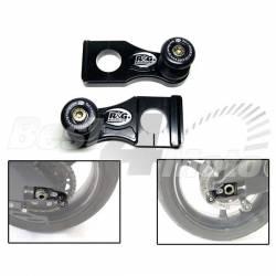 PIONS BRAS OSCILLANT avec PLATINET R&G M8 Suzuki GSX-R 600/750 06-10