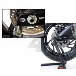 PIONS BRAS OSCILLANT avec PLATINE R&G Suzuki GSX-R 1000 GSX-S 1000