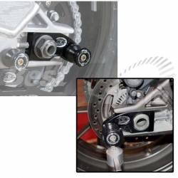PIONS BRAS OSCILLANT avec PLATINE R&G BMW S1000RR S1000XR