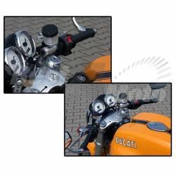 KIT GUIDONS BRACELETS RELEVESLSL DUCATI 1000 SPORT CLASSIC / S / BIPOSOSTO 06-09