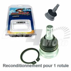 KIT RECONDITIONNEMENT ROTULE de TRIANGLE INFERIEUR HONDA TRX250 X/EX SPORTRAX 01-14