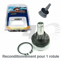 KIT RECONDITIONNEMENT ROTULE de TRIANGLE INFERIEUR/SUPERIEUR YAMAHA YFM 350/450 RHINO 660/700 HONDA TRX300/350/400/420 CF MOTO R