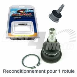 KIT RECONDITIONNEMENT ROTULE de TRIANGLE INFERIEUR/SUPERIEUR YAMAHA YFM 550/700