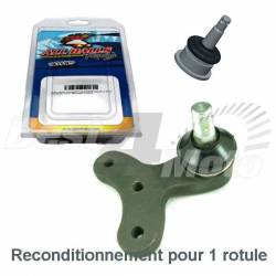 KIT RECONDITIONNEMENT ROTULE de TRIANGLE SUPERIEUR SUZUKI LT230E/S LT250S
