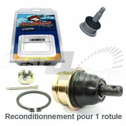 KIT RECONDITIONNEMENT ROTULE de TRIANGLE INFERIEUR/SUPERIEUR CAN AM DS650 00-07