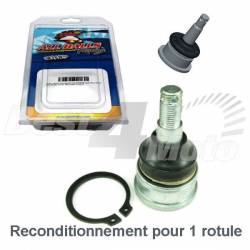 KIT RECONDITIONNEMENT ROTULE de TRIANGLE INFERIEUR HONDA TRX250 RECON