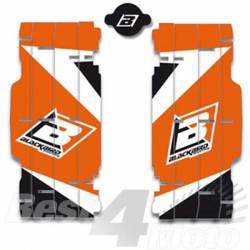 KIT DECO GRILLE DE RADIATEUR KTM SX-SXF 07-15 EXC 08-