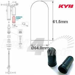 MEMBRANE D'AZOTE Amortisseur KYB 64mm/61,5mm Honda CRF450R 09-