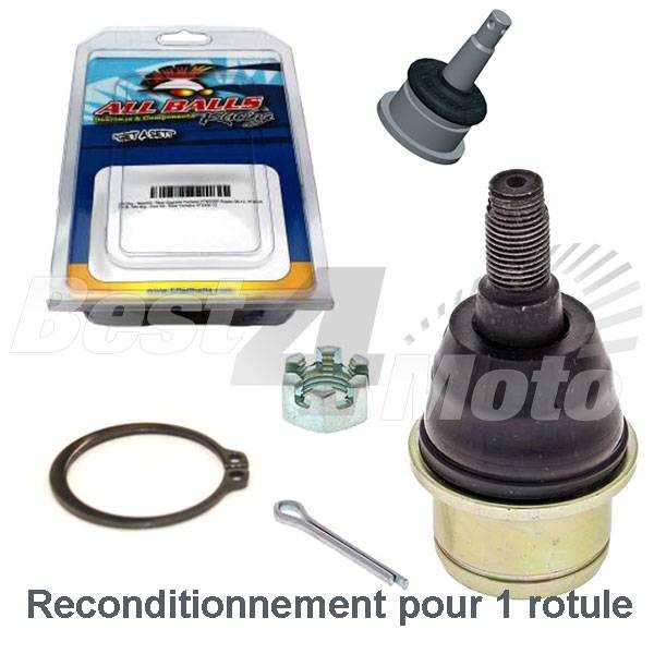 KIT RECONDITIONNEMENT ROTULE de TRIANGLE SUPERIEUR CAN-AM Outlander/Commander 450-1000 Maverick/Renegade 1000