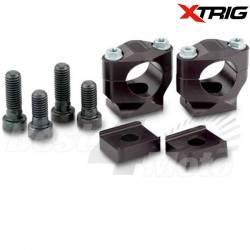 PONTETS FIXE X-TRIG Ø22MM ou Ø28,4MM VIS M10