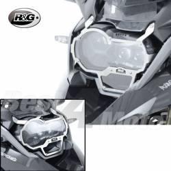 PROTECTION de FEU Avant BMW R1200GS Modele avec eclairage jour