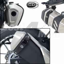 PROTECTION R&G pour SILENCIEUX GSX250R CBR125R/250R/500R CBR1000RR 1050/1090 Adventure Ninja250SL/300