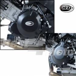 COUVRE CARTER GAUCHE R&G SUZUKI 1000 V-STROM 2014-