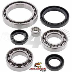 Roulements + Joints de Différentiel AVANT Yamaha 350 IRS GRIZZLY 450/550/700 GRIZZLY 700 RHINO 700 VIKING
