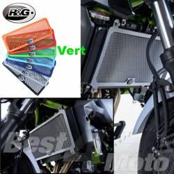 PROTECTION de RADIATEUR Vert R&G Kawasaki NINJA 650 Z650