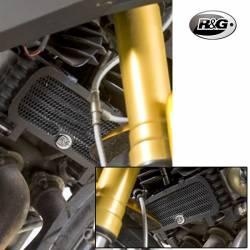 PROTECTION de RADIATEUR D'HUILE R&G RACING pour BENELLI 1130 CAFE RACER