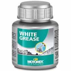GRAISSE White Grease lithium MOTOREX 100g