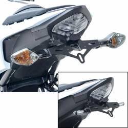 SUPPORT de PLAQUE R&G Honda CB500F CBR500R