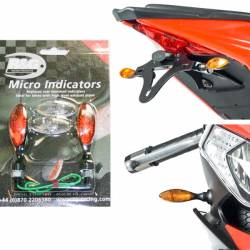 Micro clignotants R&G RACING