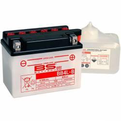 BATTERIE BS BB4L-B conventionnelle avec Pack Acide