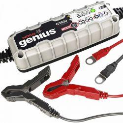 CHARGEUR BATTERIE Genius G3500 lithium 6/12V 3,5A 120Ah NOCO