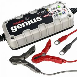 CHARGEUR BATTERIE Genius G7200 lithium 12/24V 7,2A 230Ah NOCO