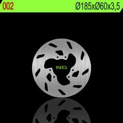 DISQUE FREIN FIXE AR 185x60x3,5 NG 002