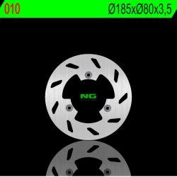DISQUE FREIN FIXE AR 185x80x3,5 NG 010