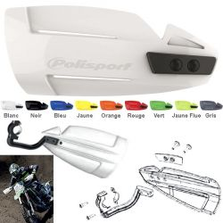 Protege-Mains UNIVERSEL Hammer POLISPORT MX Moto Cross