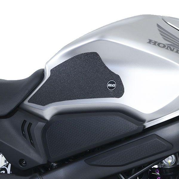 Kit GRIP RESERVOIR Translucide R&G Honda CB650R CBR650R