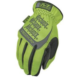 Gants MECHANIX Safety Fast Fit jaune fluo