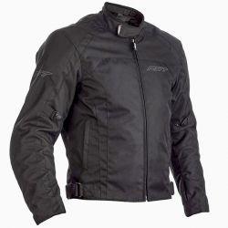Blouson RST Rider Dark CE textile noir homme