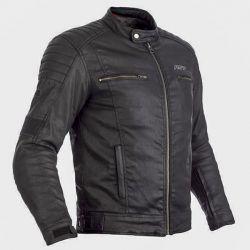 Blouson RST Brixton CE textile noir homme