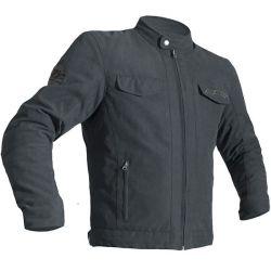 Blouson RST IOM TT Crosby textile noir/charcoal homme