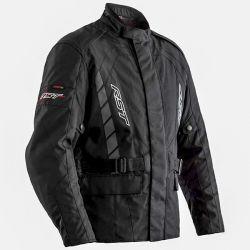 Veste RST Alpha 5 CE textile noir homme