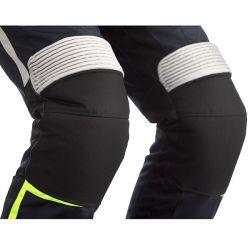 Pantalon RST Maverick CE textile bleu homme