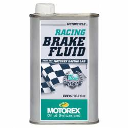 RACING BRAKE FLUID 500ML - MOTOREX