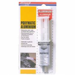 POXYMATIC SERINGUE 24ML RECINE POUR PIECES ALU