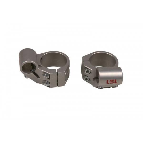 Demi guidon moto racing aluminium bracelet /Ø 51 mm