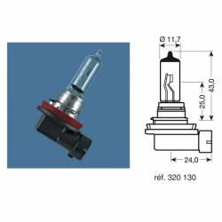 AMPOULE projecteur H11 OSRAM Culot PGJ19-2