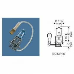 AMPOULE projecteur H3 OSRAM Culot PK22S