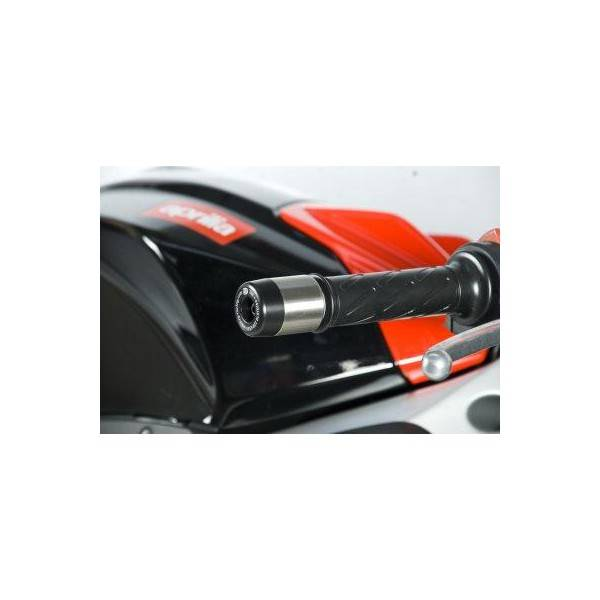 EMBOUTS GUIDON R&G APRILIA 125 RS4