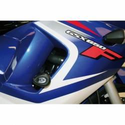 TAMPONS AERO SUZUKI GSX650 F 08-09 R&G RACING