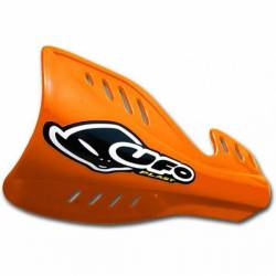 PROTEGE-MAINS UFO KTM 2 Temps EXC/SX125 05-16 EXC/SX250 05-06 ORANGE KTM