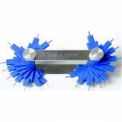 JAUGES A GICLEURS 20 EMBOUTS Ø 0,45mm à 1,5mm
