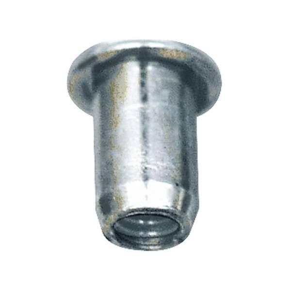 Ecrou a sertir m4 acier pour coffret 894035 - Ecrou a sertir ...